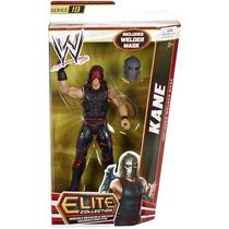Wwe Kane Con Mascara Elite Colección Serie 19 Lucha Libre