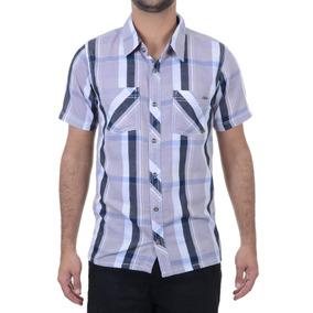 Camisa Masculina Xadrez Hd