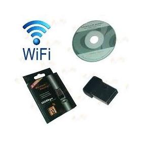 Mini Adaptador Receptor Wireless Usb Mini Nano