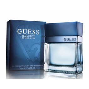 Perfume Guess Seductive Homme Blue Masculino 100ml Original