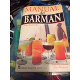 Barman Manual Del Por Luis Macias M