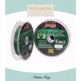 Multifilamento Max Force 0.30 Mm 0.35 Mm 40 Mm X 1.000 Mts