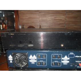 Potencia Nashville Power Amplifier Na 1500 Profissional