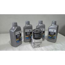 Troca Castrol 5w-40 + Filtro Oleo Fox Spacefox Polo 1.6