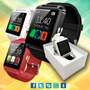 Relogio Celular Bluetooth Motorola Smart Watch U8 Hodometro