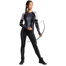 Disfraz Traje De Katniss Los Juegos Del Hambre Del Traje De