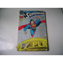 Superman El Hombre De Acero #1 Dc Comic Cuento