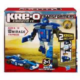 Kre-o Transformers Mirage Original Hasbro Minifiguras