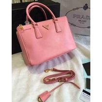 Bolsa Prada Saffiano Tote Pink Frete Gratis
