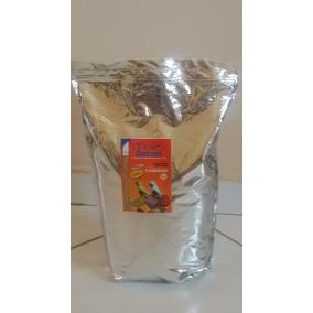 Farinhada C/ovos P/canário,exotico,silvestres Zoofood 3,5kg