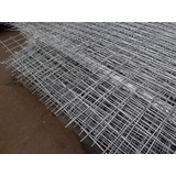 Malla Jop Shop Galvanizada 50x50 X 2,6mm | Panel 1,2x3mts