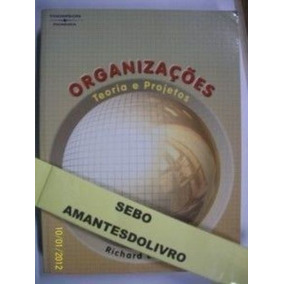 Administrao richard daft livros no mercado livre brasil livro organizaes richard daft fandeluxe Gallery