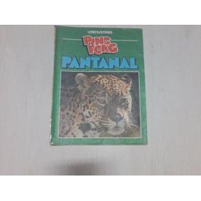 Álbum De Figurinhas Pinng Pong Pantanal Completo