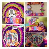 Piñata Entamborada Junior Express Fiestas Infantiles