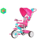 Triciclo Para Niños Modelo Matrix 1310 Baby Kits Colores