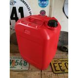 Bidon 30 Litros Nafta Combustible
