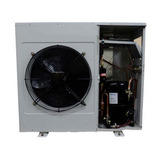 Unidad Condensadora 3 Hp Trifasica R 22 Alef Refrigeracion