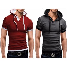 8a4357aaafa7b Camisa Pólo Manga Curta Masculinas em Apucarana no Mercado Livre Brasil