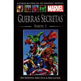 Hqs Guerras Secretas - Parte 1