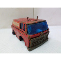 Camion Bomberos Gorgo De Chapa