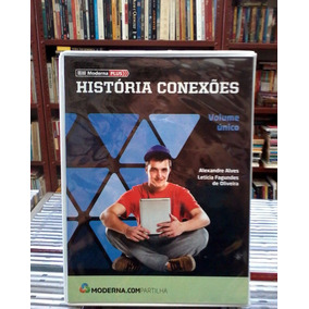 Moderna Plus Historia Volume Unico Compartilha