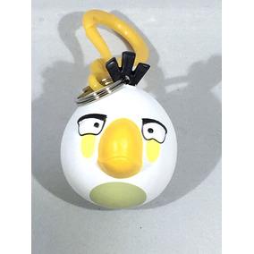 Angry Birds Llavero White Bird Pajaro Blanco By Rovio Ltd