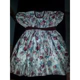 Vestido De Niña De Gala Talla 3
