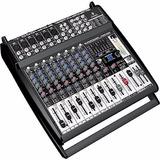 Behringer Pmp1000 Mezclador 12 Canales Y Amplificador