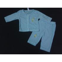 Conjuntos De Algodon 2 Piezas Para Bebes Niños Pijamas