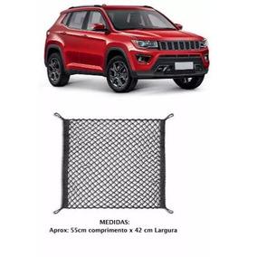 Rede Porta Malas Suv Jeep Compass 2017 Acessorio