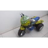 Moto Elétrica - Ben 10