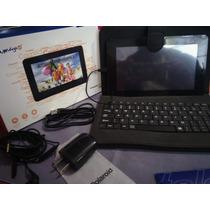 Tablet Polaroid Con Teclado Incluido Excelente Oportunidad!!