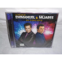 Emmanuel & Mijares - En Concierto Lo Mejor