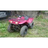 Four Wheels Kawasa 4x4 360cc Rojo 2004 Excelente Condicion
