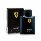 Perfume Orginal Hombre Ferrari Black 125 Ml