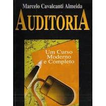 Marcelo Cavalcanti Almeida Auditoria Um Curso Moderno E Co