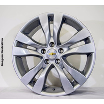 Jogo De Rodas Chevrolet Cruze 4x100 Corsa Onix Meriva Agile