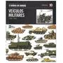 Livro - Coleção Armas De Guerra - Veículos Militares - Abril