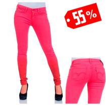 Oferta Jeans Levis Leggings 535 Nuevos Sh+