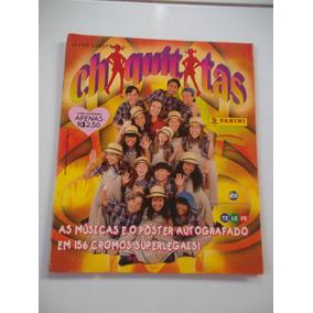 Álbum Chiquititas Bom Estado Incompleto