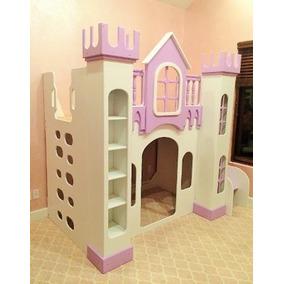 Cama Castelo Da Princesa 2