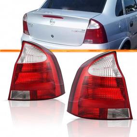 Par Lanterna Traseira Corsa Sedan 2003 2004 2005 2006