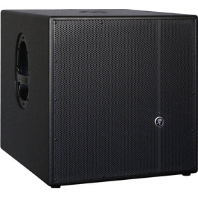 Hd1801 Mackie Subwoofer Amplificado 1600 Watts