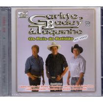 Cd Carlito Baduy & Taquinho - Ao Vivo Vol. 22