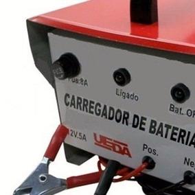 Carregador De Bateria Automotivo Carro 5a 127v