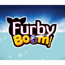 Furby Boom Hasbro Original Interactivo Modelo Nuevo 2017