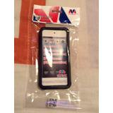 Funda Triple Layer Color Negro Para Ipod Touch 5 Y 6 Generac