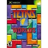 Juego Tetris Worlds Xbox 360 Original Xbox Retrocompatible