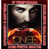 Once Upon A Time ( 6ª Temporada Completa) Com O Frete Grátis