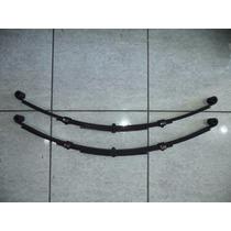 Feixe De Mola Carretinha Reboque 90cm 4 Laminas